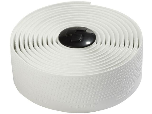 Cube Natural Fit Handlebar Tape Grip, white